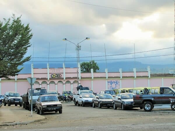 Sao Tome and Principe National Stadium
